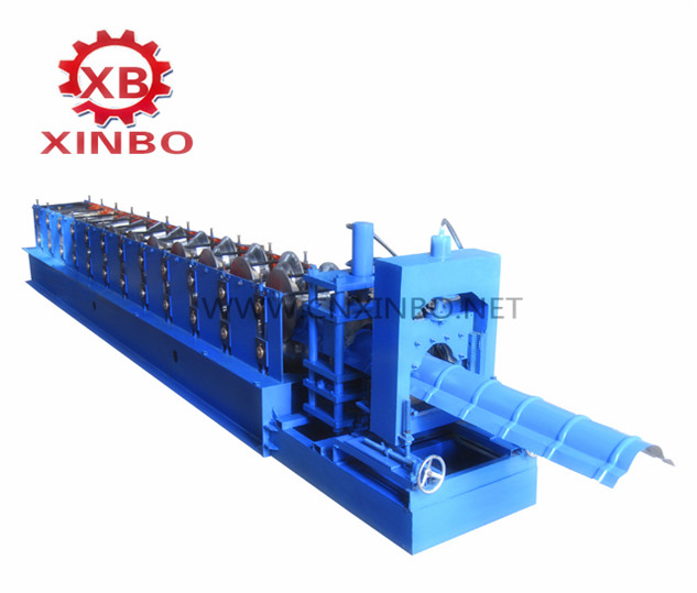 How to choose a good cable bridge forming machine?