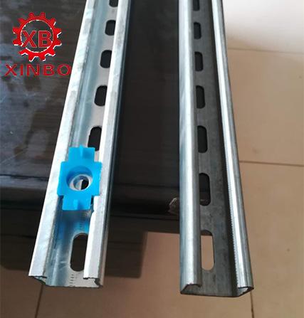 Cable Bridge Panel Machine