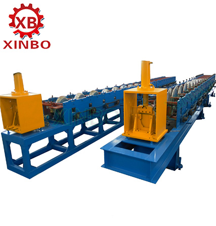 downspount roll forming machine
