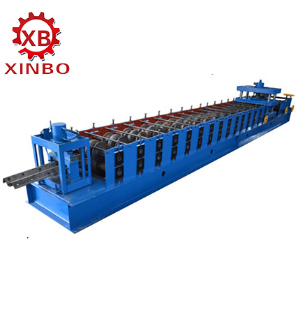 Highway Graudrail Roll Forming Machine