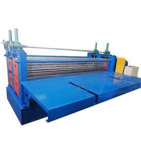 Hardness Thin Corrugated Sheet Rolling Machine