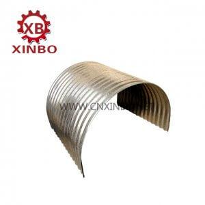 steel plate curving machine