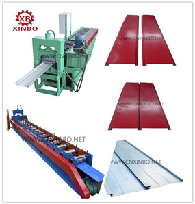 Fence Panel Roll Forming Machine