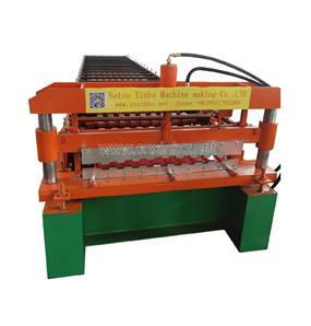 Wider Rolling Shutter Door Panel Roll Forming Machine