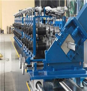 Ceiling Gypsum Board Frame T-grid Roll Forming Machine