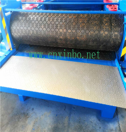 Special Pattern Embossing Machine Line