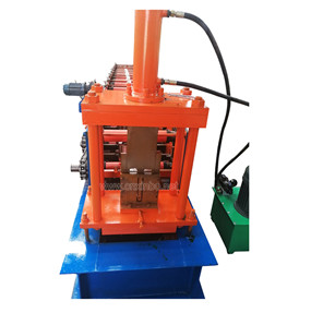 Shutter Door Guiding Channel Roll Forming Machine