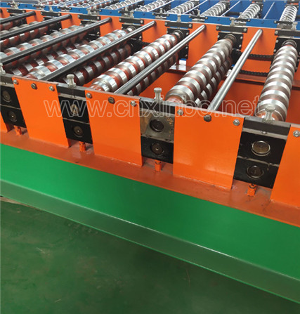 Wider Rolling Shutter Door Panel Roll Forming Machine