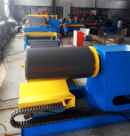 Steel/aluminium/galvanized Coil Fully Automatic Slitting Line