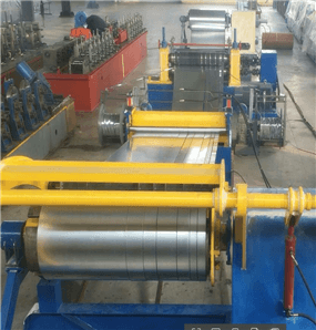 Steel/aluminium/galvanized Coil Fully Automatic Slitting Line