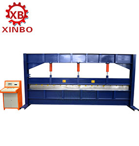 Factory Direct Sale 4m Hydraulic Bending Machine