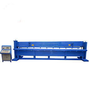 4m Hydraulic Cutting Machine