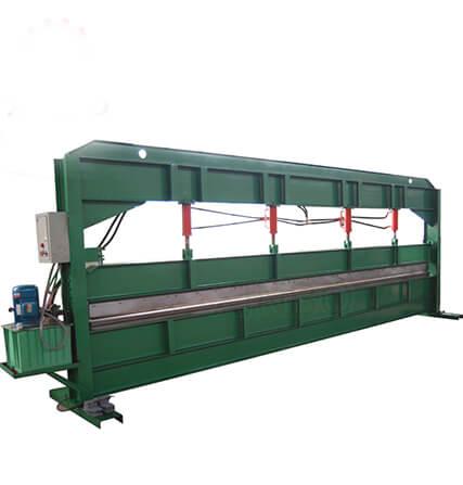 Factory Direct Sale 4m Hydraulic Bending Machine