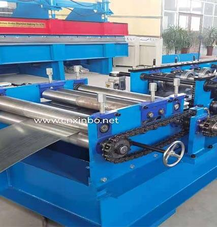 C-section Bar Roll Forming Machine